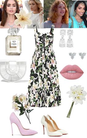 Lilies 🌸
