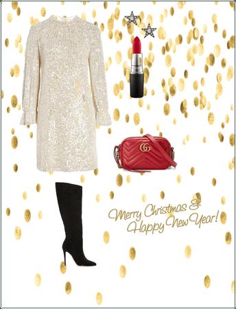 New Year Bright Star