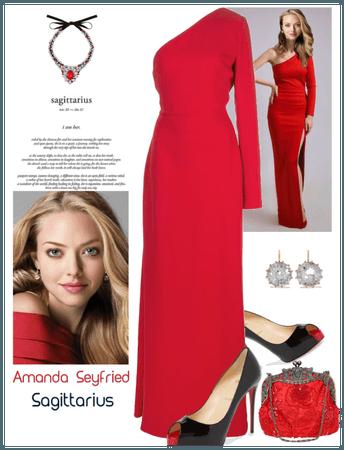 Sagittarius - Amanda Seyfried
