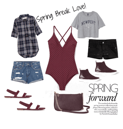 Spring break love!