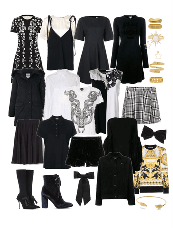 Aislin wardrobe 1