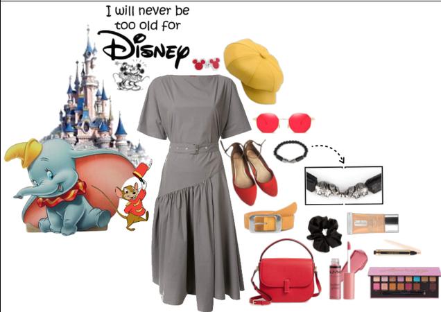 Disney vactation; Dumbo