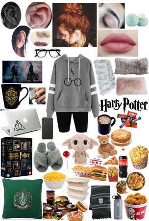 HP movie marathon