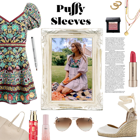 Puffy Sleeves Style