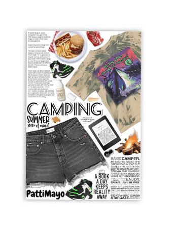 Camp Getaway 🏕