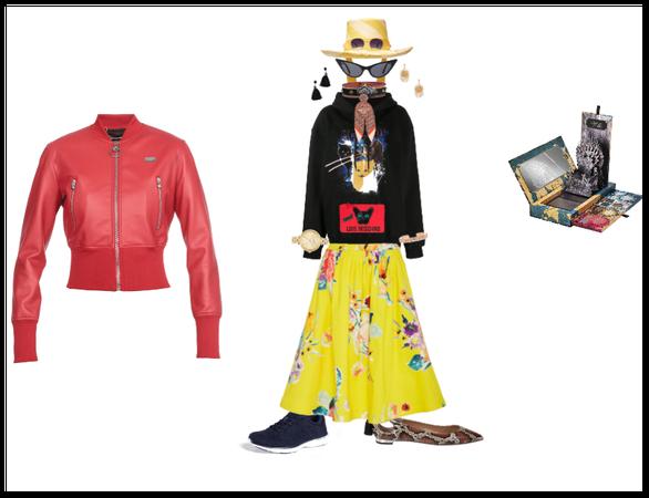 Geek's fashionista