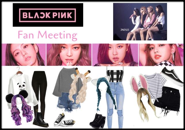 BLACKPINK Fan Meeting