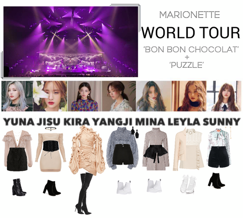 {MARIONETTE} World Tour Chicago Concert