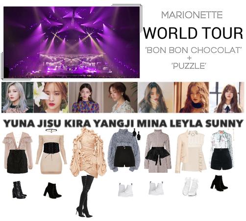 {MARIONETTE} World Tour Chicago Concert