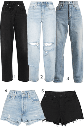 Choose your outfit