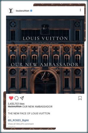 𝟱𝗥𝗢𝗦𝗘𝗦 5 장미 Louis Vuitton Ambassador Teaser