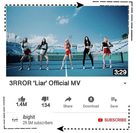 3RROR Liar MV