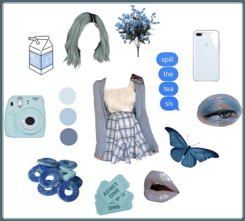 blue :)