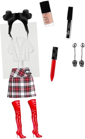 Manga Schoolgirl