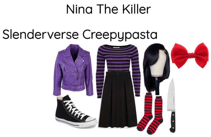 Nina The Killer (Slenderverse Creepypasta)