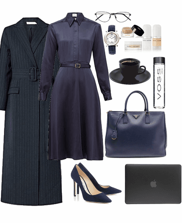 navy work outfit
