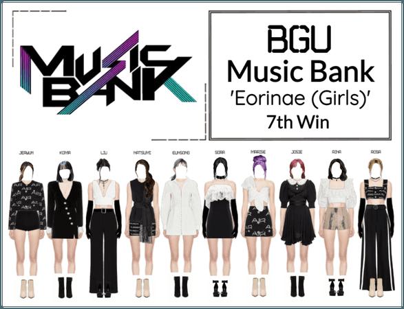 BGU Music Bank 'Eorinae (Girls)'