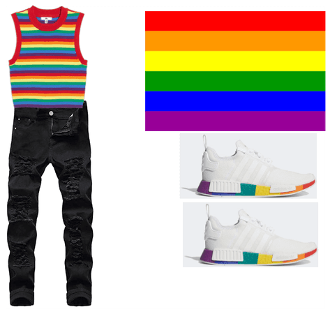MY pride outfit