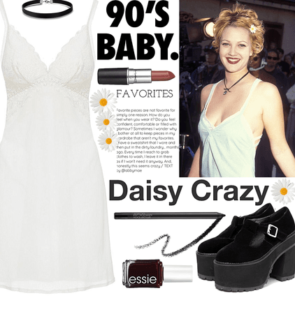 SUMMER 2020: 90s Drew Barrymore Red Carpet Style