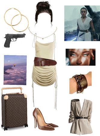 Runaway Rey