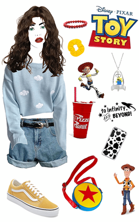 A day at Disney - Toy Story