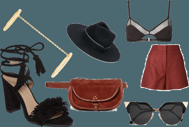 Simple Festival-wear