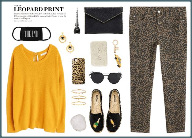 WINTER 2019: Leopard Print