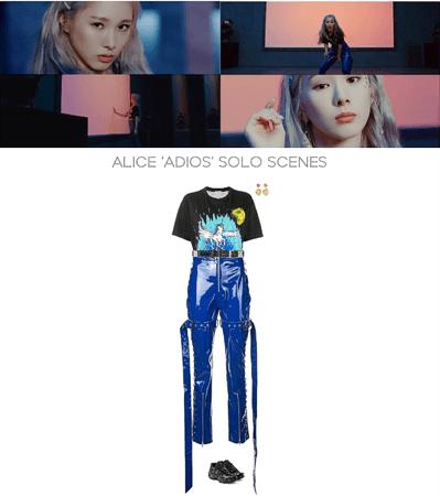 [HEARTBEAT] ALICE 'ADIOS' SOLO SCENES