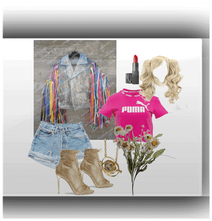 Harley Quinn Birds Of Prey Outfit