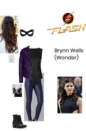 Flash: Brynn Wells (Wonder)