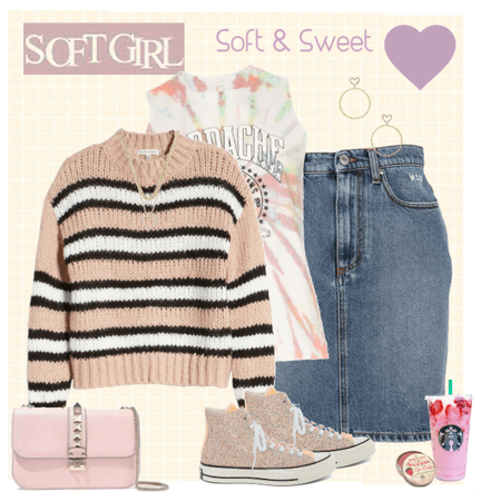 Soft & Sweet ~ Soft Girl