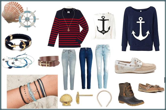 Sailor's Style