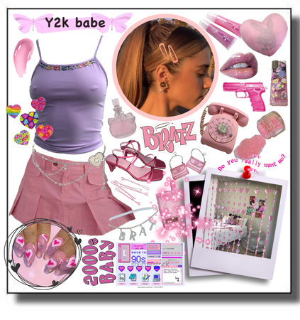 Y2K outfit that I would wear 100%