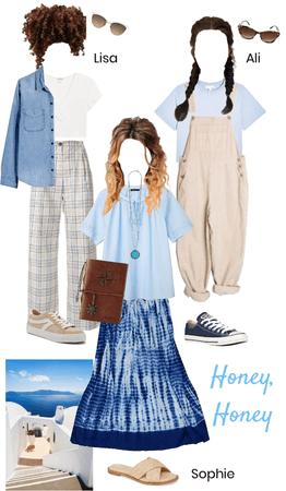 Honey, Honey- Mamma Mia
