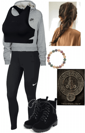 District 3 Training Outfit day 1