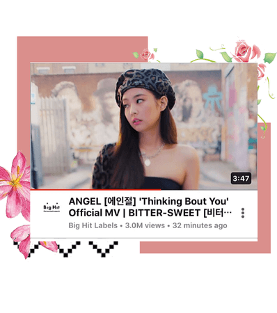 BITTER-SWEET [비터스윗] Jiyoung 'Thinking Bout You' Official MV