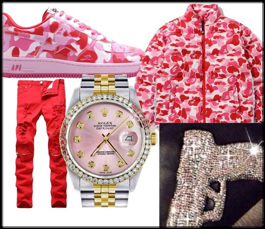pink bae