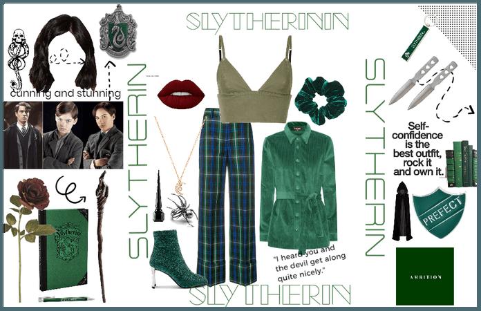 Slytherin Godess