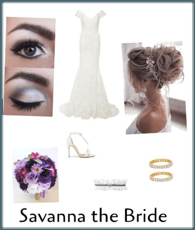Wedding Savanna