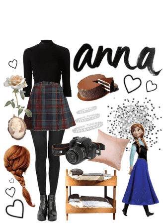 disney ladies; anna