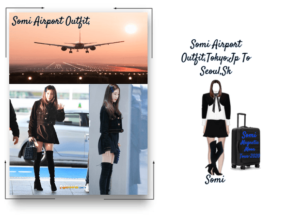 Somi Airport Outfit-12/15/20