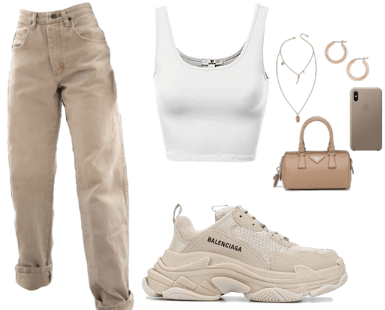 I think beige is my favorite color