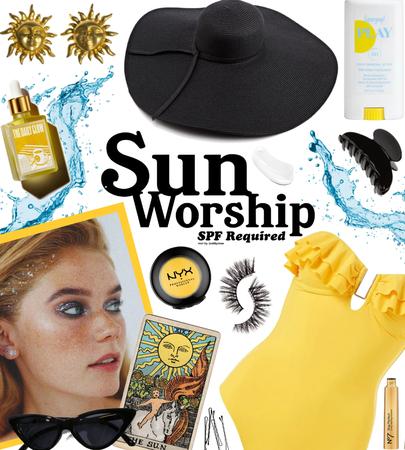 SUMMER 2021: Sun Worship