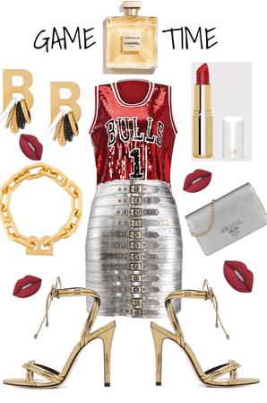 Basketball Wife