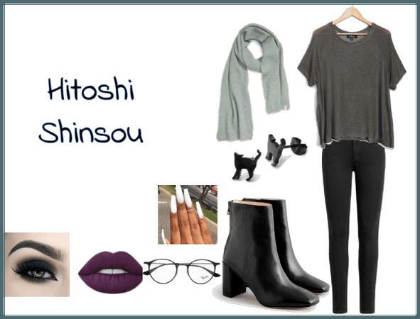 Hitoshi Shinsou