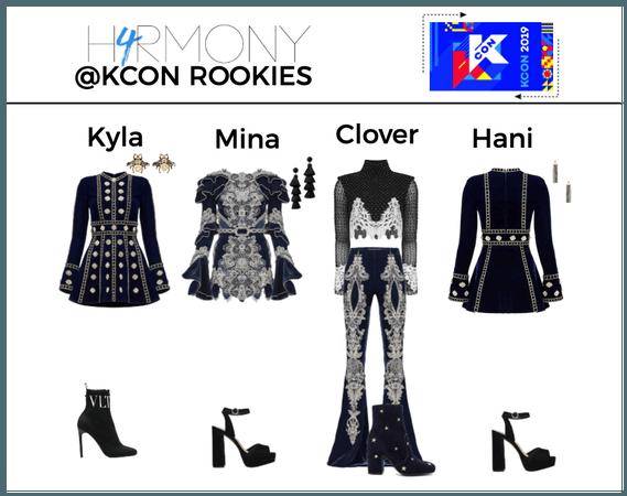H4RMONY - KCON Rookies