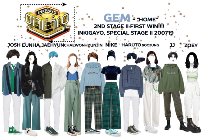 "GEM - ""HOME"" II 2nd STAGE"