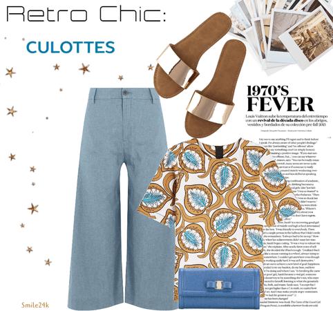 Retro Chic: Culottes