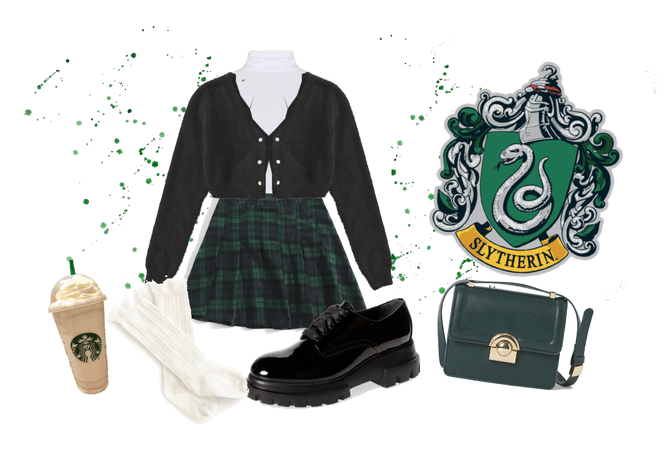 Inspired by SLYTHERIN