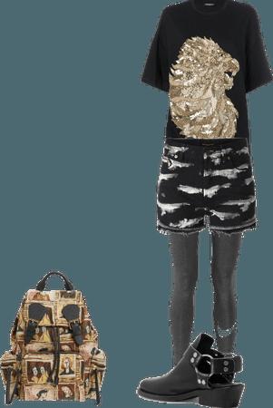 Maya Hart school outfit